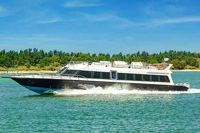 Speed Boat Transport - Serangan to Gili Trawangan