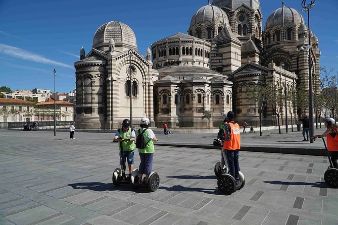 Marseille Small Group Segway Tour