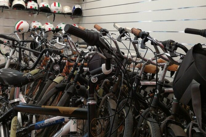 Highlights of Rome Bike Tour