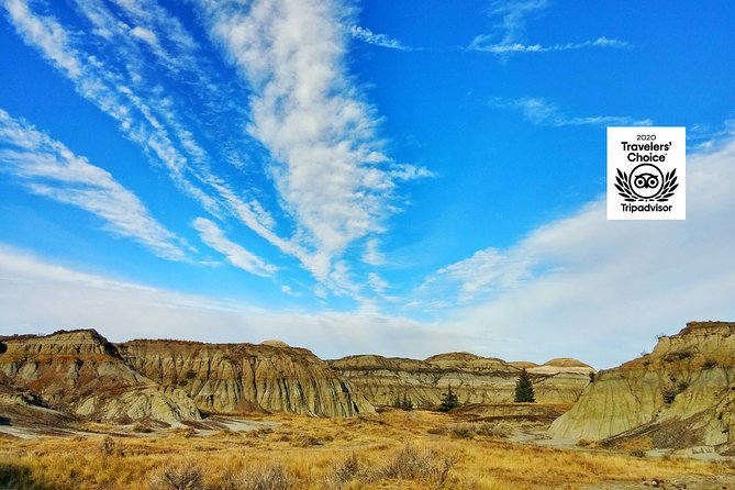 Calgary to Royal Tyler Museum | Drumheller | Badland – Private Sightseeing Tour