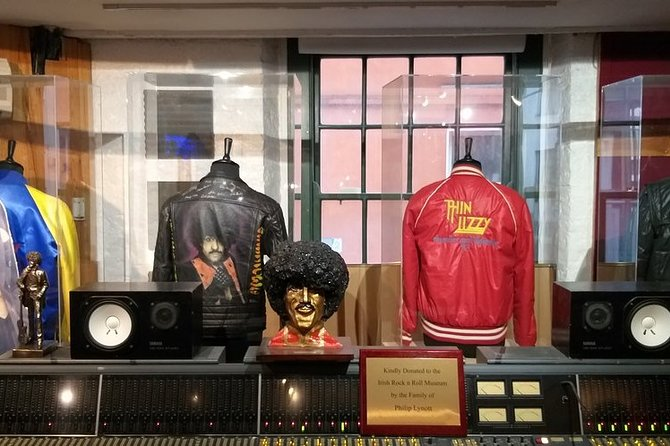 Irish Rock 'N' Roll Museum Experience Dublin