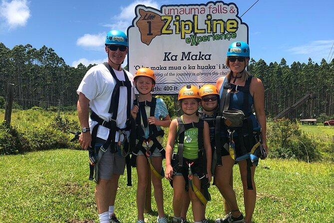 9-Line Zipline Experience