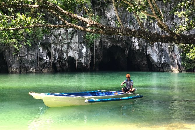 Underground River Day Trip from Puerto Princesa City