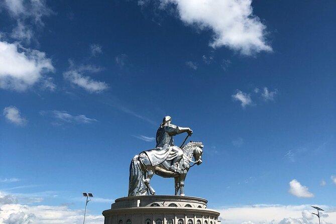 Genghis Khan Day Tour with Gorkhi-Terelj National Park