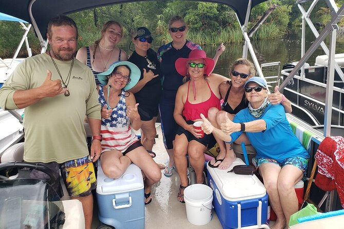 Private Scallop Quest - 6 Passenger Vessel from Homosassa