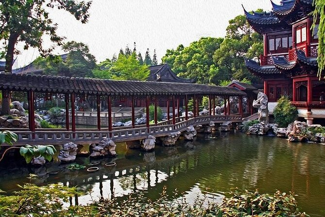 Yuyuan Gardens, City God Temple, Xintiandi and French Concession Tour