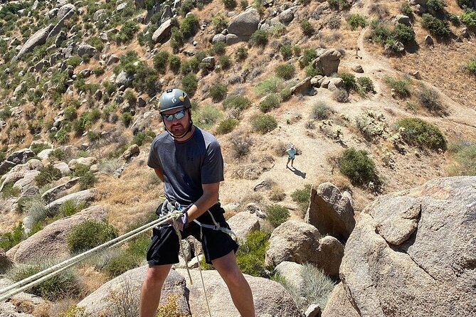 Rappelling Adventure in Scottsdale