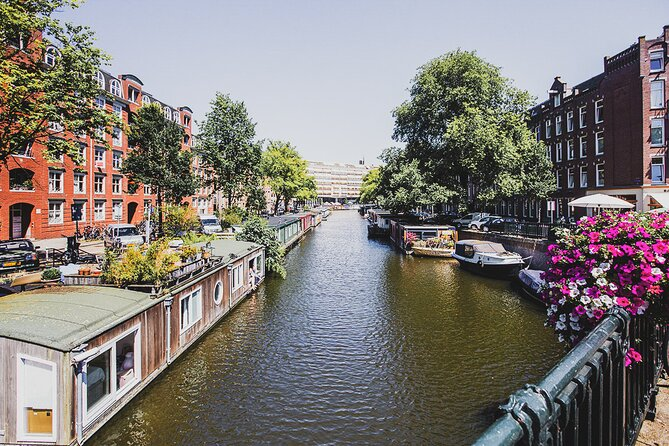Amsterdam Canals on Luxury Canal Tour - See All Main Landmarks