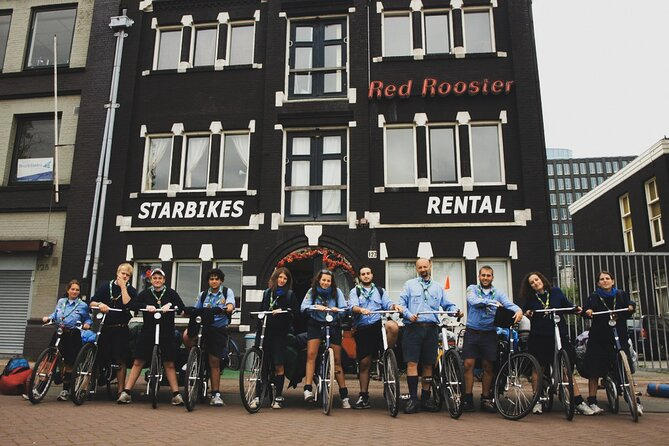 Private Tour: Amsterdam Bike Tour with a Local Expert Guide
