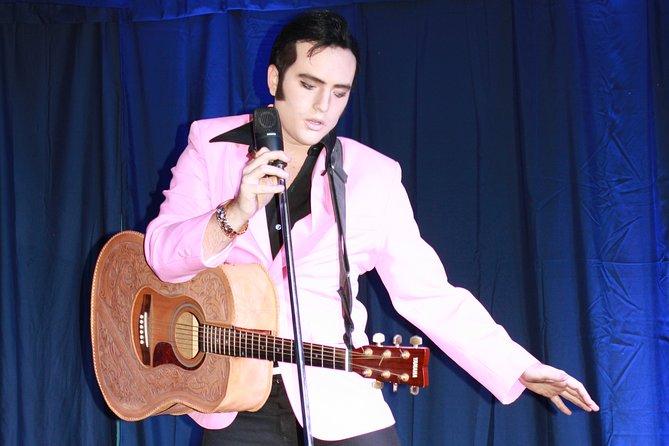 Sla de wachtrij over: een groet aan Elvis-ticket