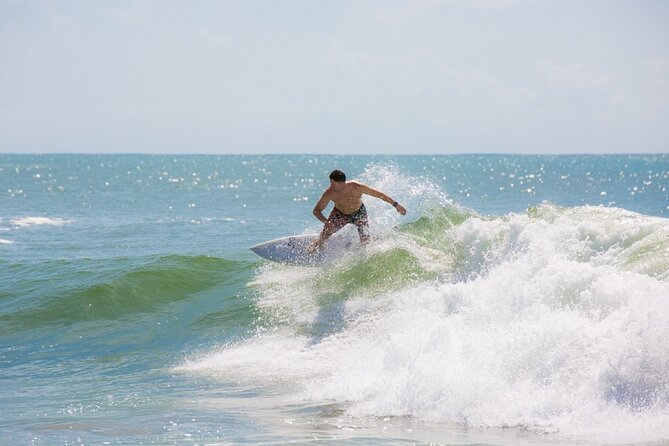 Surf lessons from Puerto Escondido