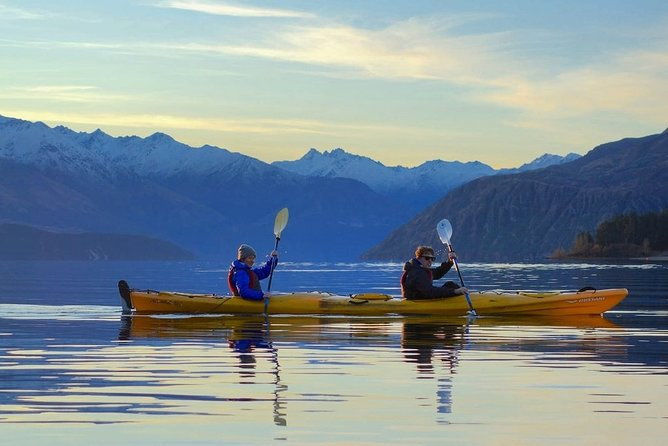 Half-Day Kayak Experience on the Mighty Clutha River from Wanaka