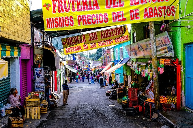 Shopping and city tour from Puerto Escondido