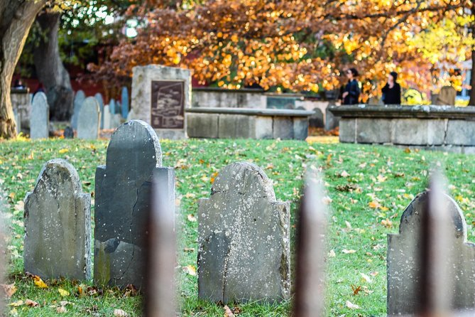 Dark History: Hauntings & Witchcraft Hysteria