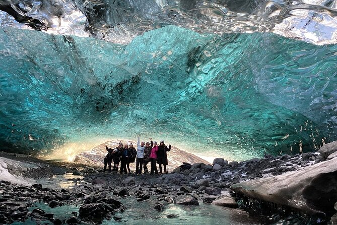 Full-Day Golden Circle Guided Tour from Reykjavik by Minibus