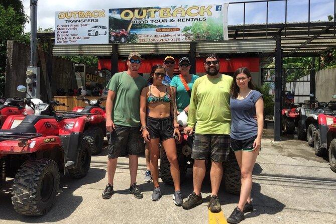 ATV Mountain & Beach Tour