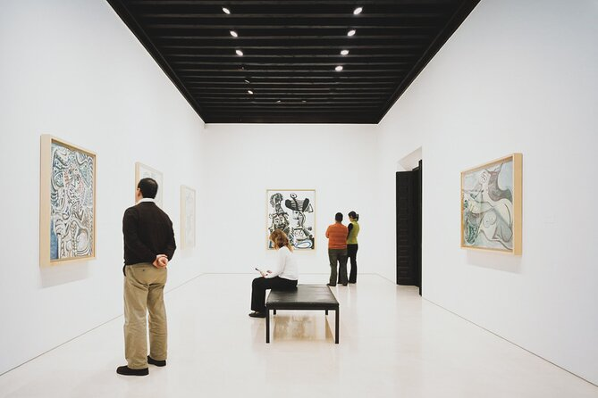 Skip-the-line Art Tour to Picasso Museum with Private Expert Guide in Barcelona