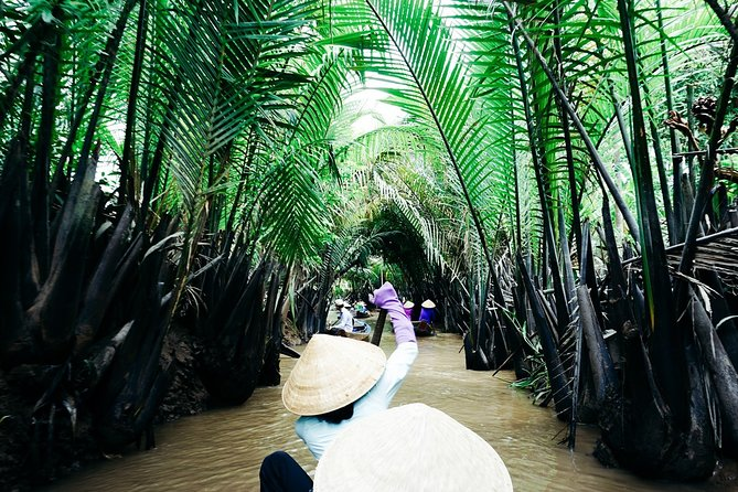 Mekong Delta's My Tho by Boat