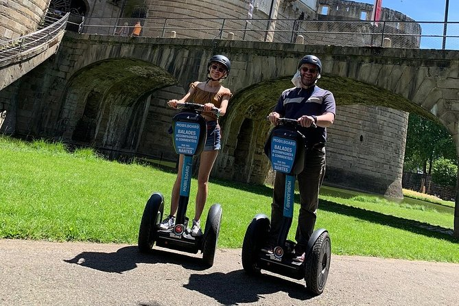 "Segway: ""Inside the Historical Center of Nantes"" - city tour Nantes - 1H00"