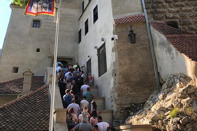 Bran Castle Skip-The-Line Guided Tour