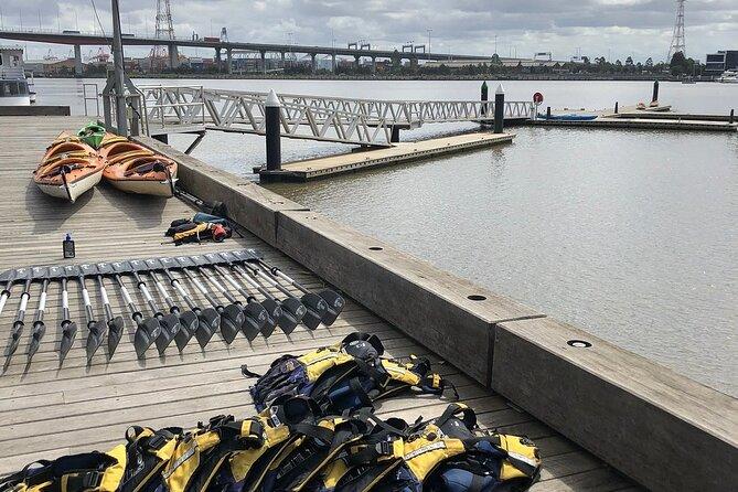 Melbourne City Sights Kayak Tour