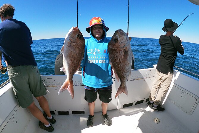 1/2 Day 5 Hour Offshore Fishing Charter