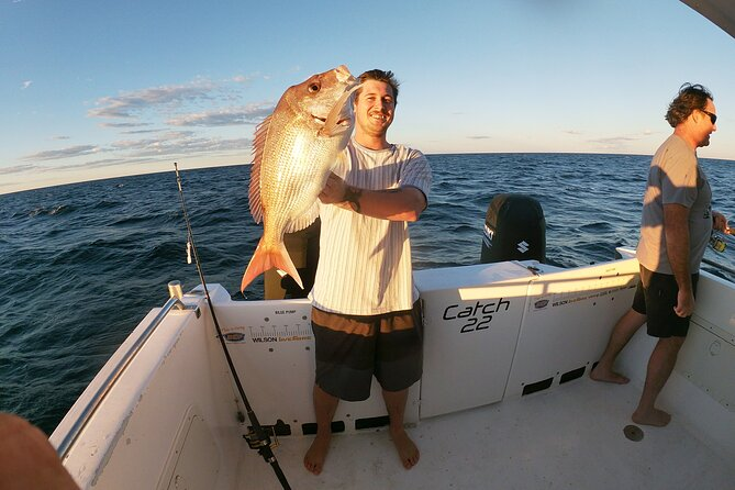 3/4 Day 7 Hour Offshore Fishing Charter