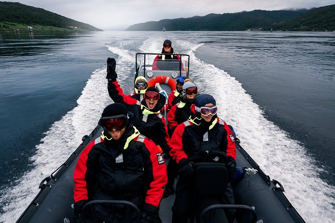 Fjord Excursion by RIB