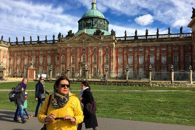 Recorrido por la ciudad y los palacios de Potsdam - Stadt und Schloesserrundfahrt Potsdam