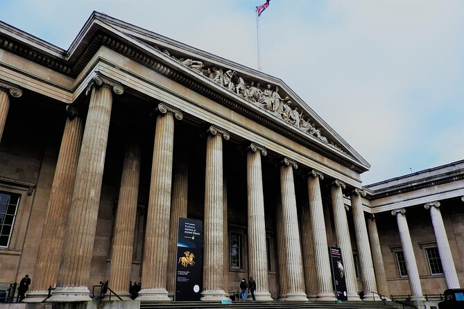 London: British Museum Family walking Tour