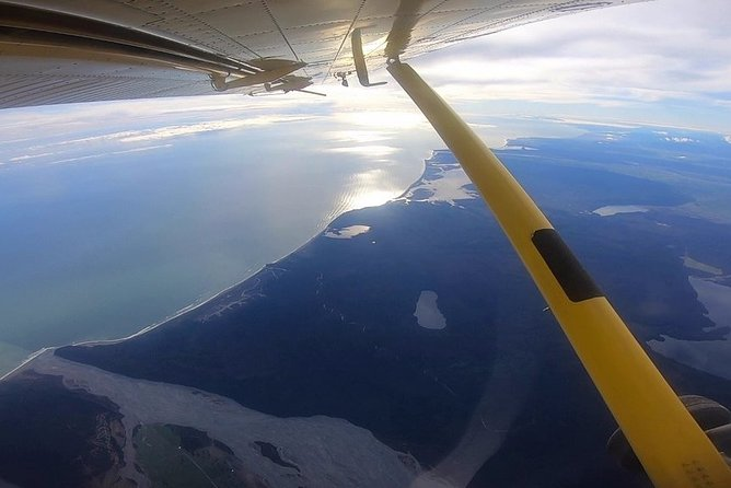 Tandem Skydive 20,000ft from Franz Josef