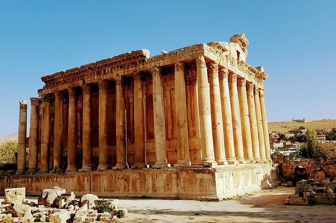 Full-Day Private Tour to Cedars, Baalbek and Ksara