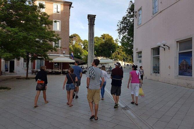 Zadar Walking Tour