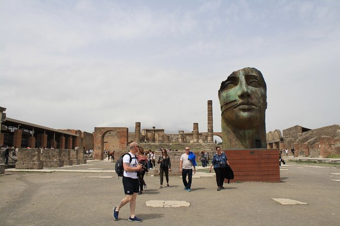 Pompeii: Guided Small Group Tour with Private Option
