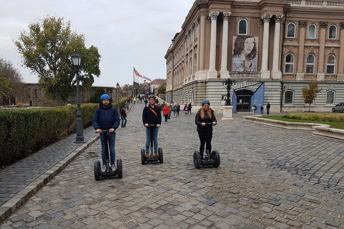 Buda Hills 2-Hour Segway Live-Guided Tour