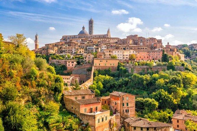 Livorno Shore Excursion: All Tuscany Private Siena San Gimignano & Chianti tour