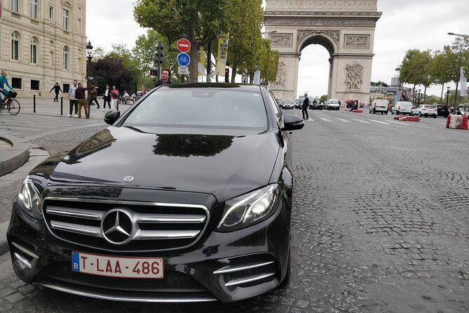 Transfer from Brussels Airport (BRU) to Antwerp city (any hotel or address)