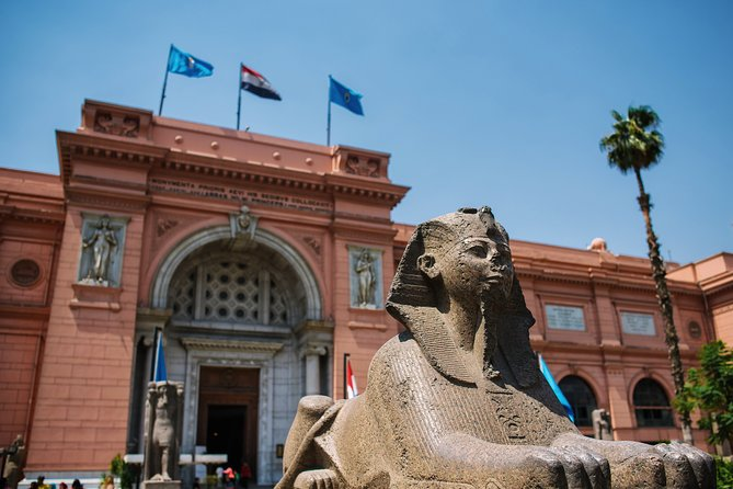 Full Day Tour to the Egyptian Museum Citadel of Saladin and Coptic Cairo