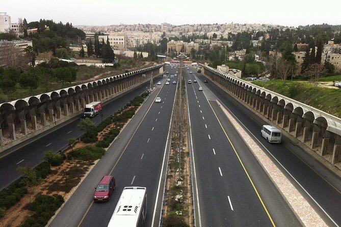 Private Transfer: From Jerusalem to Haifa