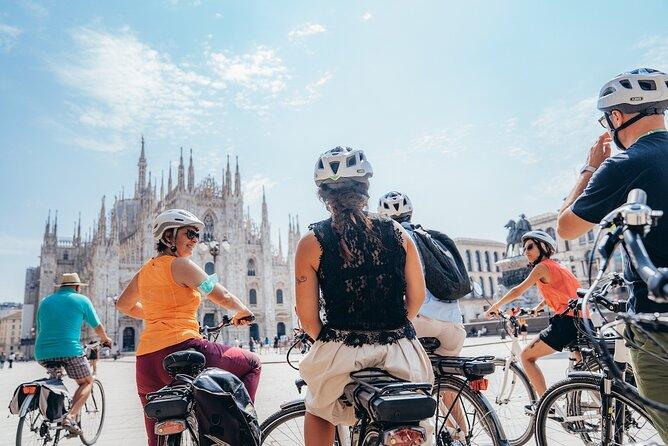 Milan Highlights eBike Grand Tour
