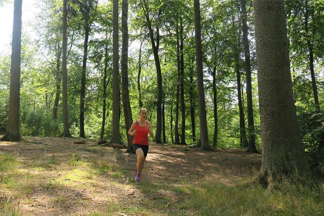 Trail Running Adventure from Nørreport Station