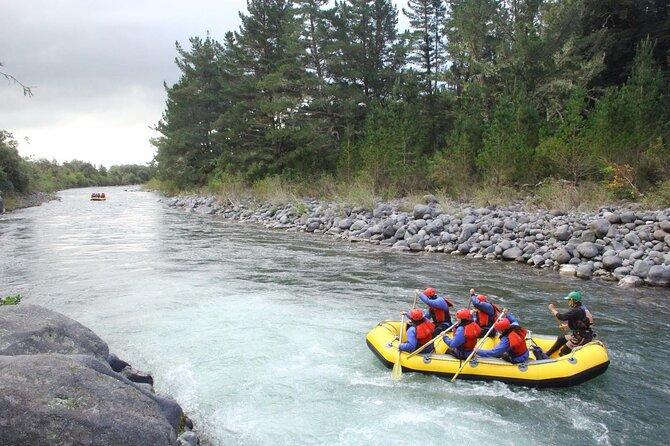 2-Hour Tongariro River Family Rafting Excursion in Turangi