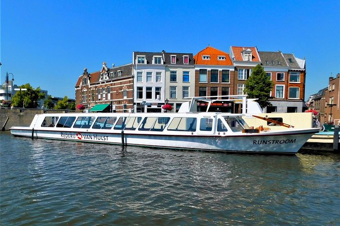 Cruise around Amsterdam Lakes