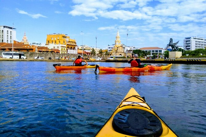 Cartagena In Kayak