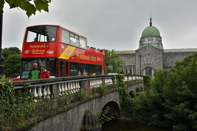 City Sightseeing Galway Hop-On Hop-Off Bus Tour