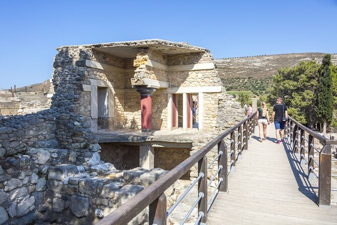 Knossos Private Guided Tour