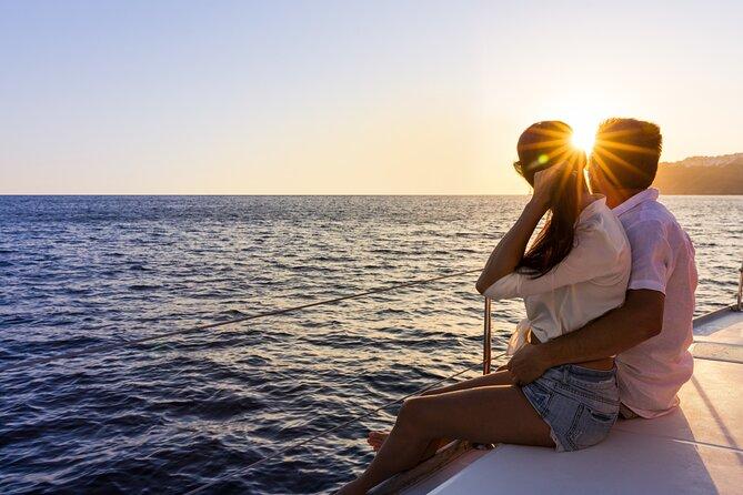Luxury Sunset Sailing Cruise in the Riviera Maya