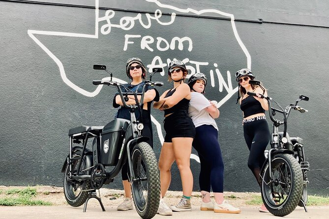 Austin Biker Gang E-Bike Adventure