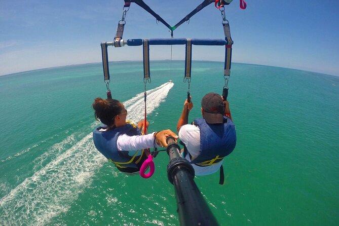 Punta Cana Parasailing Tour