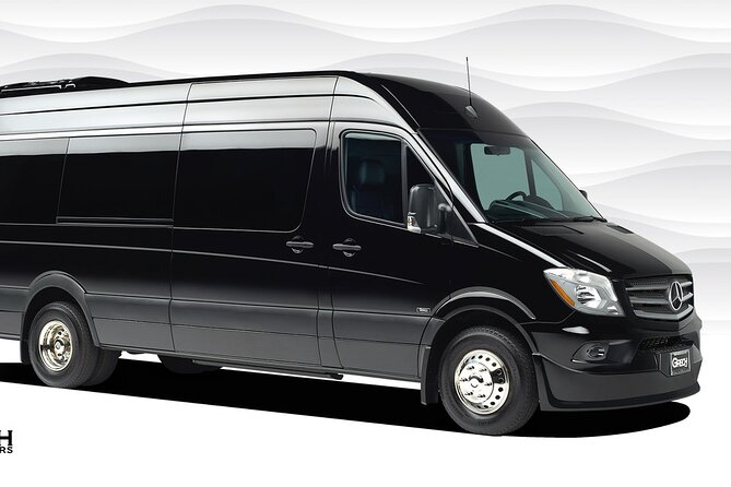 New York City Airport Arrival Transfer by Luxury Sprinter EWR JFK LGA
